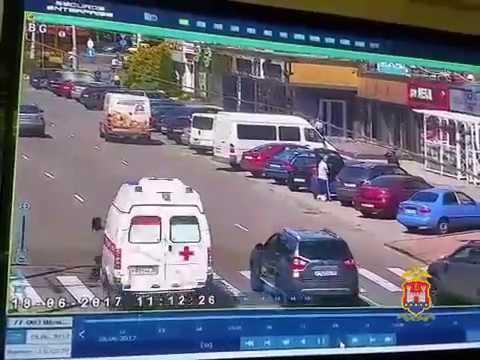 """""""Скорая"""" насмерть сбила пешехода"""