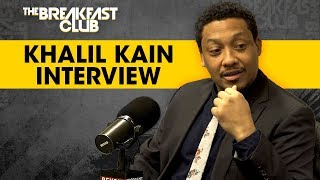 Khalil Kain Recalls Classic Film Roles, Working With 2Pac + More