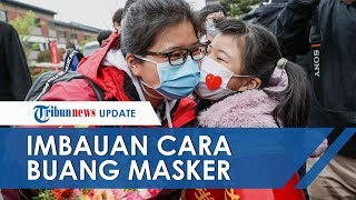 Cara Membuang Masker Bekas Sekali Pakai agar Virus Corona Tidak Menyebar
