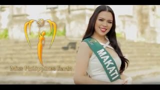 Rheena Rae Ferrer Miss Philippines Earth 2017 contestant Environmental Advocacy