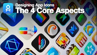 Designing App Icons [7/13]: The Four Core Aspects Of App Icon Design