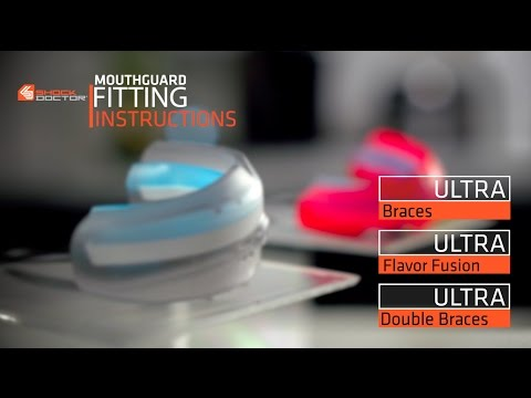 Ultra Braces Mouthguard Shock Doctor
