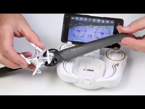 Cheerson Cx-10WD TX FPV Nano Quad Full in-depth Review