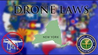 Where Can I Fly in New York? - Every Drone Law 2019 - New York City and Buffalo (Episode 32)
