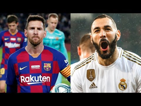 Barcelona vs Real Madrid, El Clasico 2019/20, La Liga - KEY BATTLES