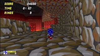 DJay Plays Sonic Robo Blast 2, Zones 5 & 6 (Arid Canyon, Red Volcano)