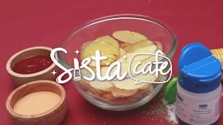 วิธีทำอาหาร มันฝรั่งอบไมโครเวฟ Microwave Potato Chips