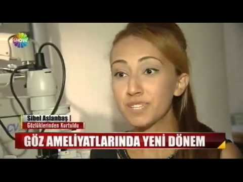 Op. Dr. Ertan Sunay - Show Tv Ana Haber - No Touch Laser