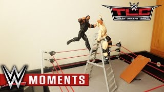 WWE TLC 2015 Roman Reigns vs. Sheamus