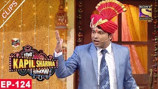 Chandu Gatecrashes Kapil's Wedding - The Kapil Sharma Show - 30th July, 2017