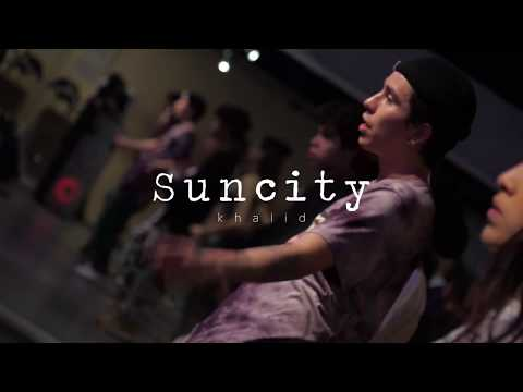 Khalid - Suncity Ft. Empress Of By DAN CUESTA - CUESTA BROTHERS NETWORK