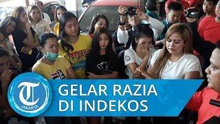 Video Para Wanita Terkena Razia Indekos, Mayoritas Pekerja Hiburan Malam Positif Konsumsi Narkoba