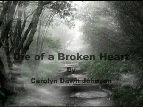 Música Die Of a Broken Heart
