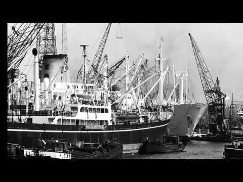 De Rotterdamse haven van 1940 tot 2014