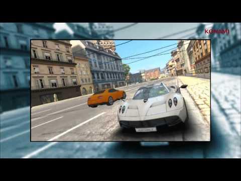 Видео № 0 из игры Asphalt Injection (Б/У) [PS Vita]