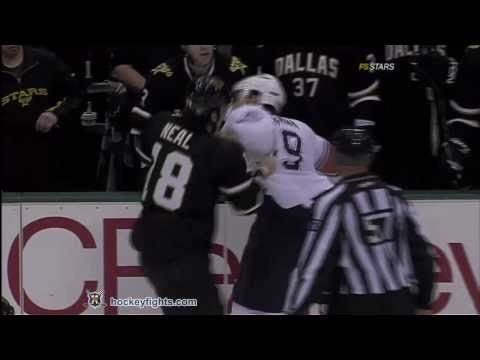 James Neal vs. Theo Peckham