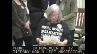 Traci Frantz Letter on Cell Phone in the Bra Cancer Risk: Berkeley City Council 11/18/2014