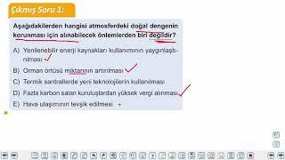 Eğitim Vadisi 11.Sınıf Coğrafya 22.Föy Doğal Kaynak Kullanımı İle Ortaya Çıkan Sorunlar 1 Konu Anlatım Videoları