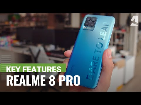 Realme 8 Pro hands-on & key features