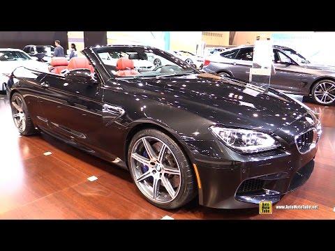 Bmw 6 Series M6 Cabrio Кабриолет класса E - рекламное видео 2