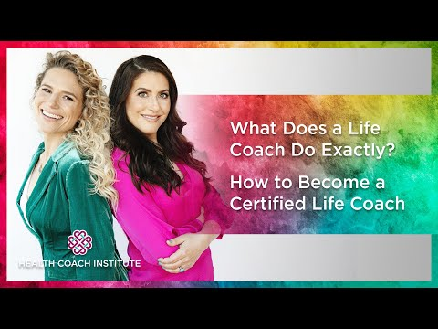 What Does a Life Coach Do Exactly? | How to Become a Certified ...