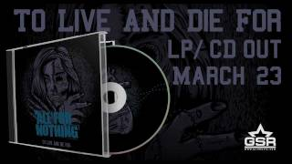 All For Nothing - female fronted hardcore -To Live And Die For teaser 2012