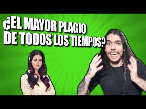 ¿EL MAYOR PLAGIO DE TODOS LOS TIEMPOS? | LANA DEL REY Vs RADIOHEAD HD Mp4 3GP Video and MP3