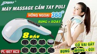 Video máy xa bụng cầm tay 8 đầu Hàn Quốc Puli PL-607AC3