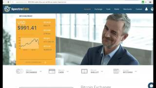 SpectroCoin com   Биткоин обменник, Кошелек и Биткоин Карты