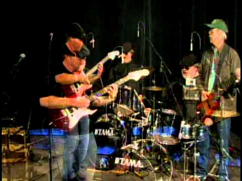"""Blue Fox & the Rockin' Daddys perform """"Let's Get Funky"""""""