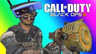 Black Ops 3 Zombies Funny Moments - Nogla
