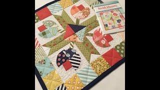 Flower Patch Mini Quilt