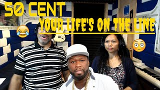 50 Cent - Your Life's on the Line (Ja Rule Diss) - Producer Reaction