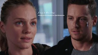 Jay & Hailey - For me it was worse on the weekends (+8x06)