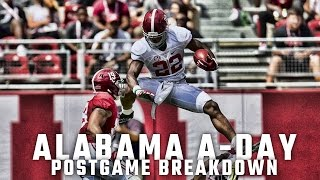 Postgame report: What we learned from Alabama