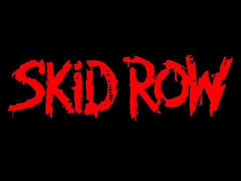 ♫ Skid Row - 18 And Life [Lyrics]