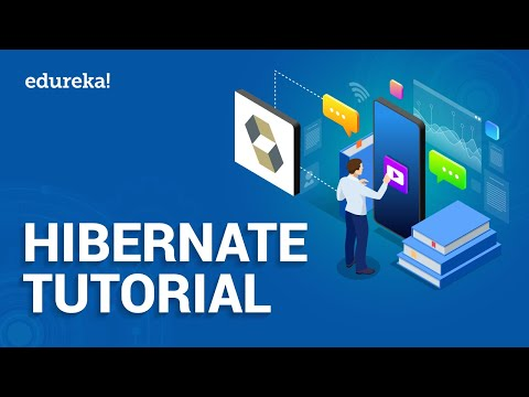 Hibernate Tutorial For Beginners   What Is Hibernate Framework   Java Training   Edureka