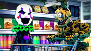 EPIC TRY NOT TO LAUGH FNaF CHALLENGE (Five Nights At Freddys Memes)