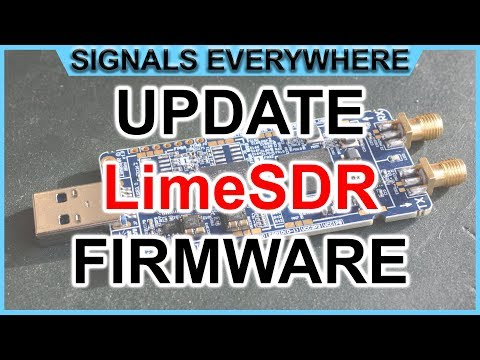 LimeSDR Mini First Call - смотреть онлайн на Hah Life