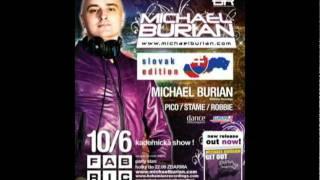 10.06.2011 - Michael Burian Special in club Fabric Ostrava