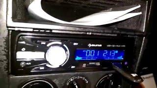 auna MD-120.2 Autoradio