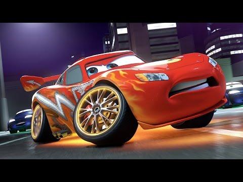 Тачки Молния Маквин Мультфильм про машинки Disney Cars 2