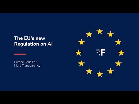 Transparency In AI - The EU's New Proposal