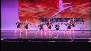 Shooting Stars Dance Company - Mr Pinstripe Suit - Jazz
