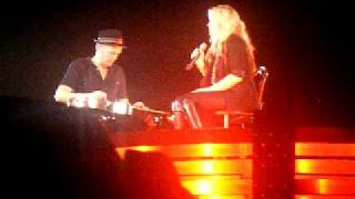 Anouk - Faith in my Moon en I Spy, live @ Sportpaleis 23-11-2009