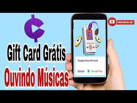 Current: Ganhe Gift Card Google Play de $25 Ouvindo Músicas