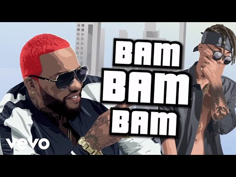 Bam Bam (Remix letra)