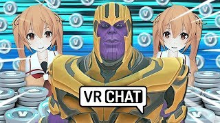 TRY NOT TO CRINGE WHILE WATCHING THIS - VRChat Funny Moments