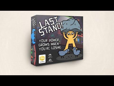 Last Stand Kickstarter Video