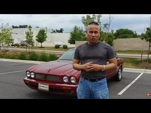 Jaguar XJR X308 400 Horsepower Supercharged V8 - Real Owner Review